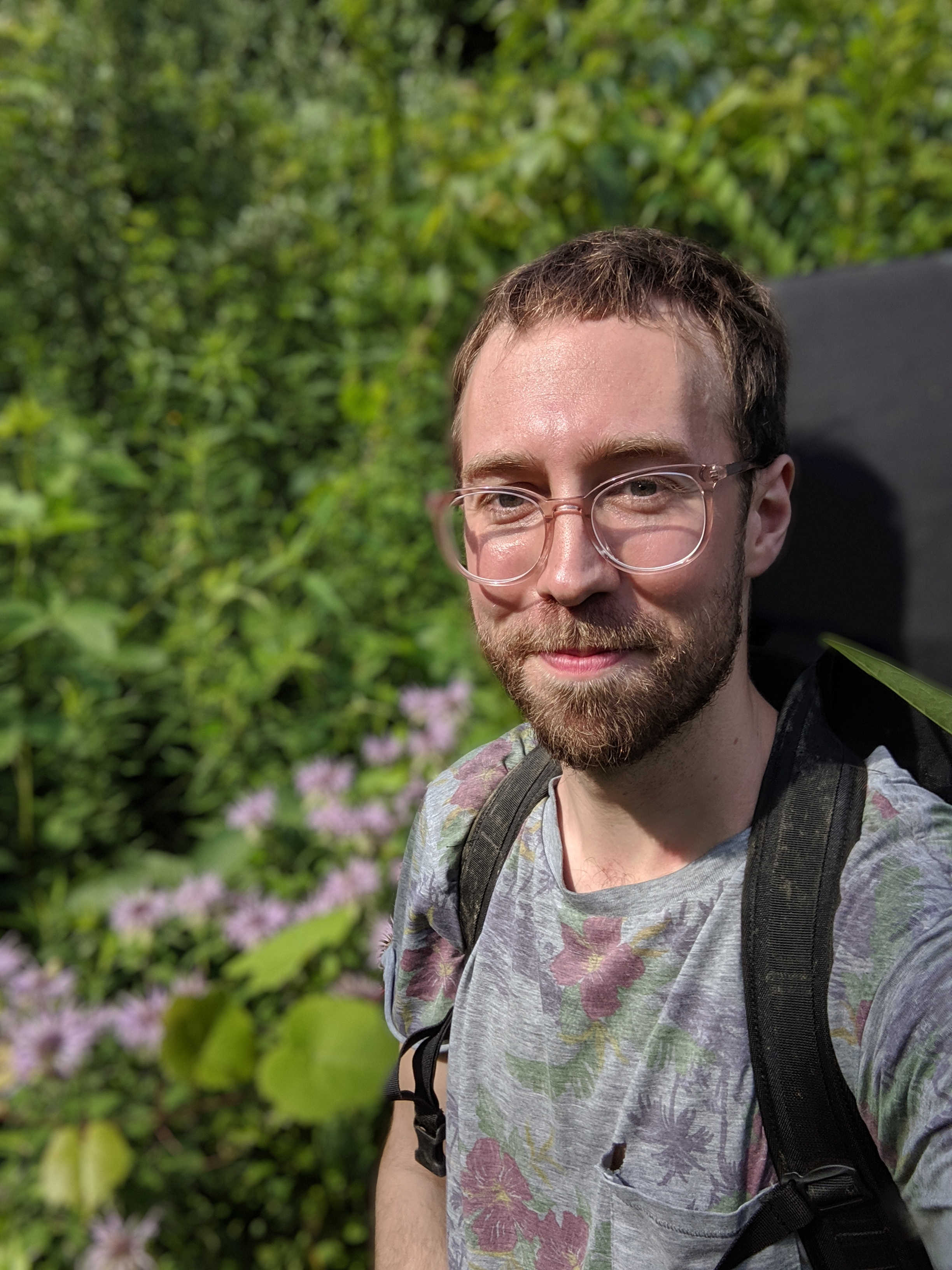 Brendan Chambers, PhD